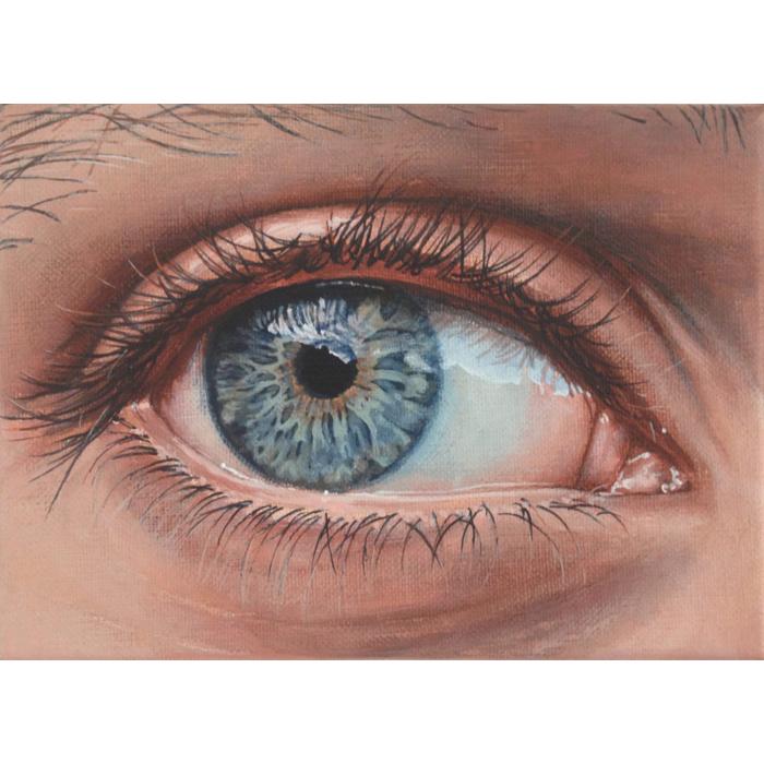 portret in opdracht, Rineke Engwerda
